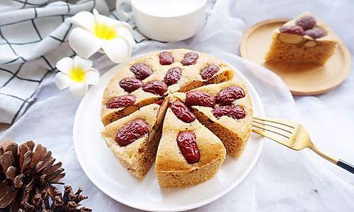 #做道懒人菜,轻松享假期#红糖发糕的做法