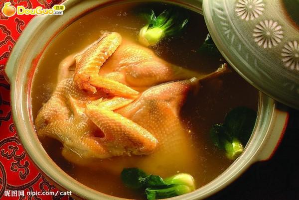 李家寨老母鸡汤的做法