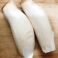 凉拌杏鲍菇的做法图解1