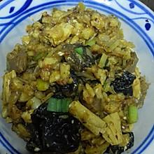 牛羊肉泡馍(小炒)