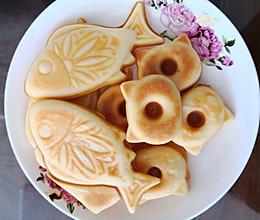 自制可爱华夫饼的做法