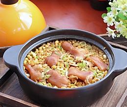 #餐桌上的春日限定#猪脚炖黄豆芽的做法