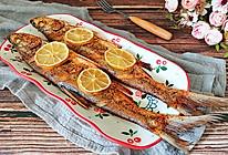 美味无比的柠檬烤鱼#中秋宴,名厨味#的做法