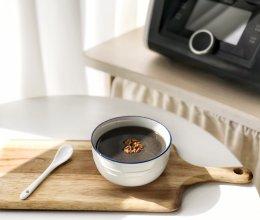 米博菜谱~浓香四溢口感丝滑的黑芝麻核桃糊的做法