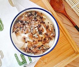 12M+宝宝版快手豆腐脑:宝宝辅食营养食谱菜谱的做法