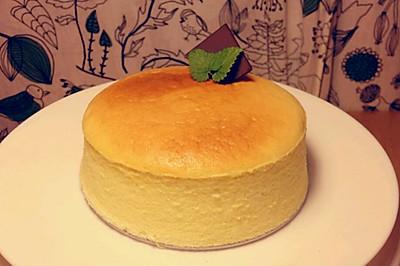 6寸椰香芝士蛋糕4