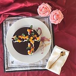 桑葚慕斯蛋糕