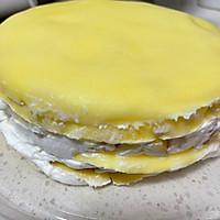 芒果千层蛋糕6寸的做法图解16