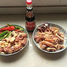 懒人都会做,自制美味电饭锅酱油鸡