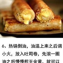 芝士烤面包