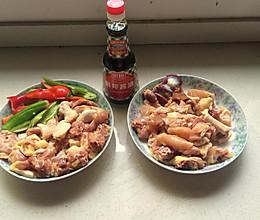 懒人都会做,自制美味电饭锅酱油鸡的做法