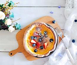 #快手又营养,我家的冬日必备菜品#无需打发——荷兰宝贝松饼的做法