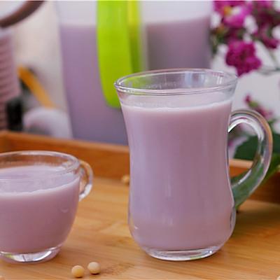 【九阳Q3破壁豆浆机】紫薯豆浆