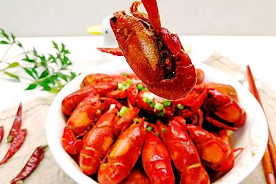 母亲节,为爱下厨~十三香焖小龙虾