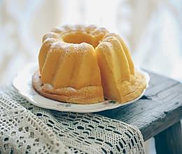 木薯粉南瓜芝士(奶酪)6寸咕咕霍夫蛋糕的做法