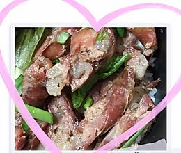 #福气年夜菜#自制腊肠的做法