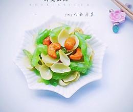 西芹百合#我要上首页清爽家常菜#的做法