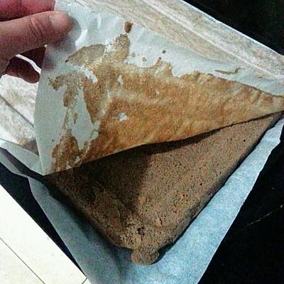 森林蛋糕的做法 步骤11
