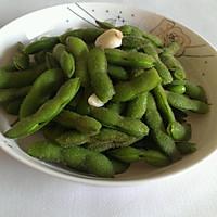 盐水毛豆--依然翠绿
