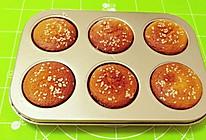 芝麻蜂蜜小蛋糕的做法