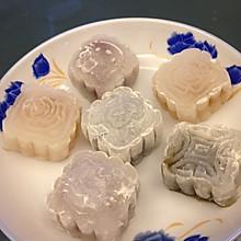 冰皮月饼(冰皮月饼预拌粉版)