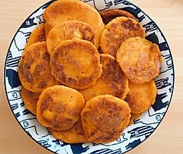 番薯饼(超简单)的做法