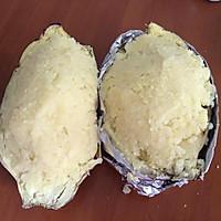 芝士焗红薯的做法图解7