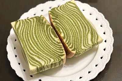 抹茶/可可/红丝绒斑马纹戚风蛋糕