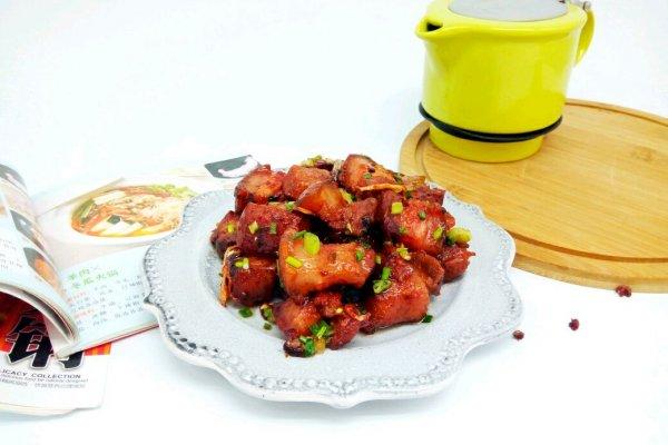 腐汁五花肉#金龙鱼外婆乡小榨菜籽油  最强家乡菜#的做法