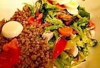 清爽鸡胸肉沙拉的做法