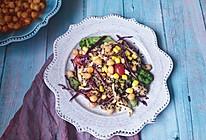 夏季轻食——鹰嘴豆藜麦沙拉的做法