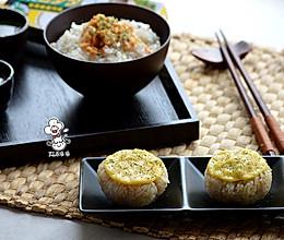 咖喱三文鱼焗寿司#咖喱萌太奇#的做法