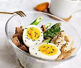 #换着花样吃早餐#刷脂早餐的做法