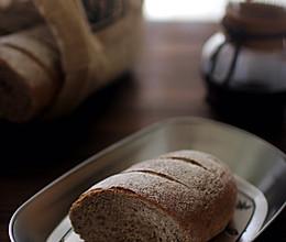 全麦面包-美善品(小美)出品的做法