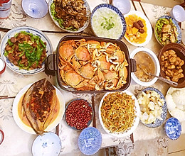 2019中秋家宴的做法