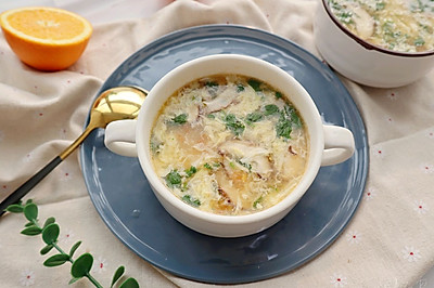 健脾山药鸡蛋汤❤️宝宝养胃羹❗️提高免疫力