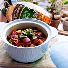 #新春美味菜肴#红烧羊肉炖萝卜