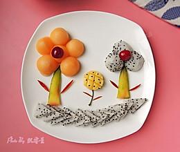 水果拼盘的做法