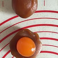 莲蓉蛋黄酥&杂花酥(黄油版)的做法图解4