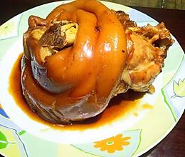 #坤博砂锅美食汇#  之《状元蹄》的做法