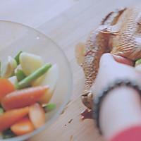 柠香蜜汁小烤鸡「厨娘物语」的做法图解10