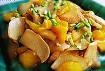 蚝油白灵菇的做法