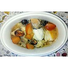春季苹果皖鱼汤
