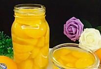冰糖桔子罐头的做法