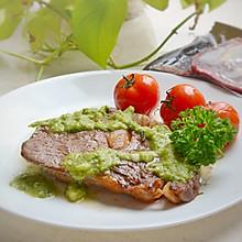 阿根廷牛肉王国的国宴烤牛排,在家也可以轻松完成!