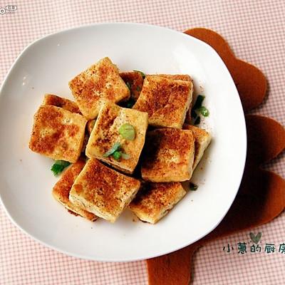 香辣铁板豆腐