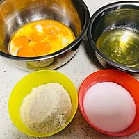 小米红豆薏仁蛋糕卷的做法图解1
