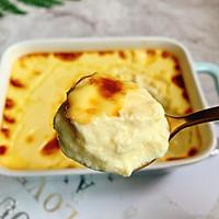 #花10分钟,做一道菜!#奶香焦糖布丁的做法图解10