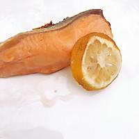 #爽口凉菜,开胃一夏!#烤三文鱼的做法图解5