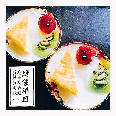 ✨(轻乳酪口感)酸奶蛋糕